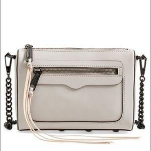 Rebecca Minkoff Avery crossbody purse GRAY